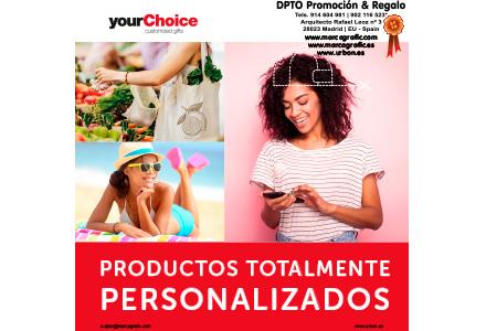 Catálogo Virtual YourChoice Customized Gifts
